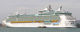 Royal Caribbean-Independence of the Seas cruise ship