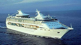Legend of the Seas cruise ship-RCI