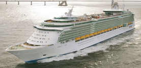 Royal Caribbean-Liberty of the Seas cruise ship