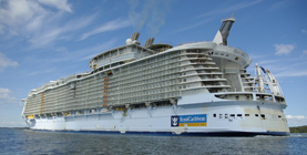 RCCL-Allure of the Seas ship