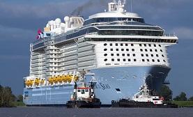 Royal Caribbean Quantum of the Seas ship