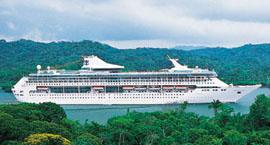 Royal Caribbean-Splendour of the Seas ship