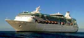 Royal Caribbean-Vision of the Seas cruise ship