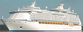 RCI Voyager of the Seas cruise ship