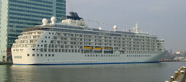 ResidenSea-The World ship