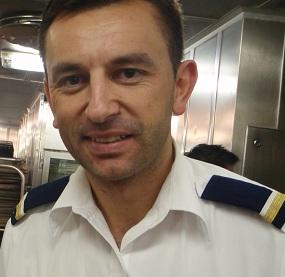Cruise ship room service supervisor