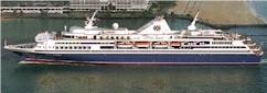 Olympic Explorer cruise ship