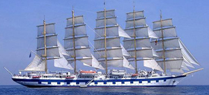 Star Clippers Cruises-Royal Clipper sailing ship