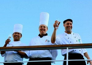 Cruise ship Chef jobs