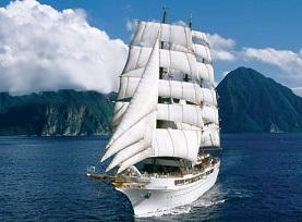 Sea Cloud 2 sailing ship