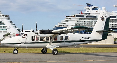 Seabourn Airlines DHC-6