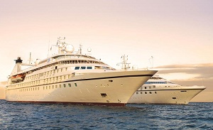 Windstar is purchasing Seabourn ships