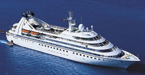 Seabourn Legend cruise ship