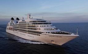 Seabourn Sojourn cruise ship