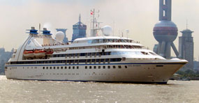 Seabourn Spirit cruise ship