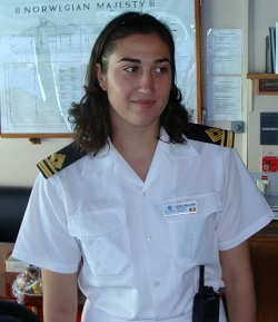 Cruise ship Second Officer female - NCL