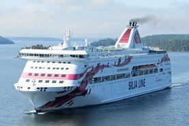 Silja Line MS Baltic Princess ship