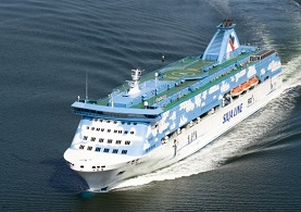 Silja Line MS Galaxy ship