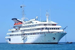 Silversea Cruises - Silver Galapagos expedition ship