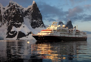 Silversea Cruises expedition ship - Silver Explorer