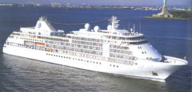 Silversea Cruises-Silver Shadow ship