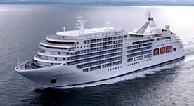 Silver Spirit cruise ship
