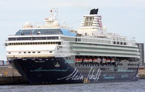 MV Mein Schiff - TUI cruise ship