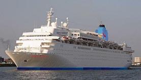 Thomson Dream cruise ship