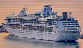 Thomson Discovery cruise ship