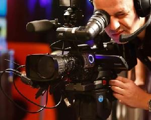 Cruise ship videographer