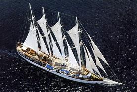 Polynesia tall ship
