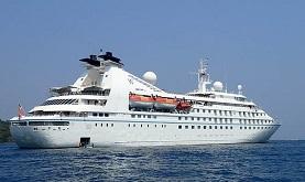 Windstar Cruises-Star Pride ship