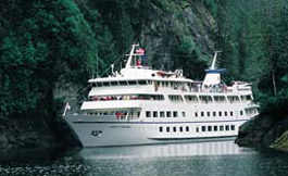 Spirit of Yorktown ship