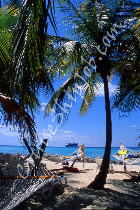 A Shot Taken On Princess Cays By Princess Cruises Entertainment Staff Member