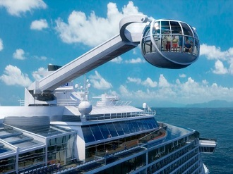 North Star on Quantum of the Seas cruise ship