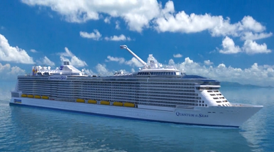 Royal Caribbean S New Quantum Class Ships